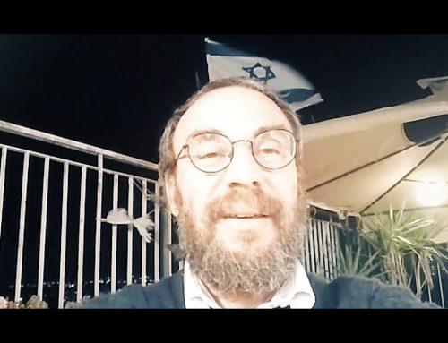 ISRAEL 21 – RAV MENAHEM AKERMAN