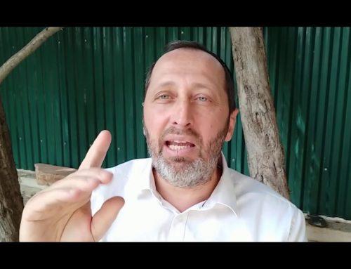 MISSION AHDOUT 5 – UNITE – Haim Knopfer – TORAH ET GUEOULA