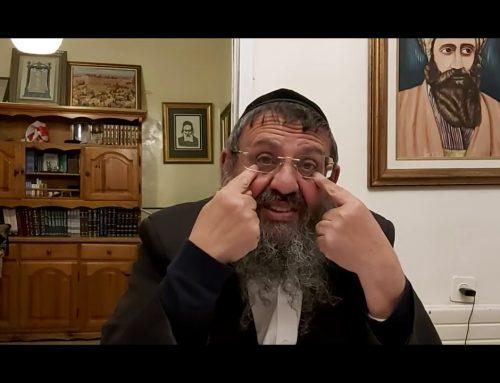 SITUATION SPECIAL PESSAH 15 – 2eme de Rav Itshak Attali