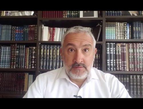 SITUATION SPECIAL PESSAH 18 – Rav Yaakov Sitruk
