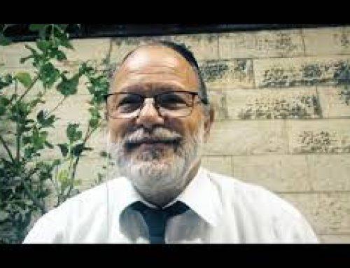 MESSAGE DE RAV BENLOULOU CONCERNANT ISRAELTORAH