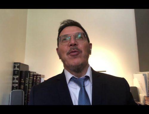 JAMAIS SEUL 4 – Rav Avraham Kadoch
