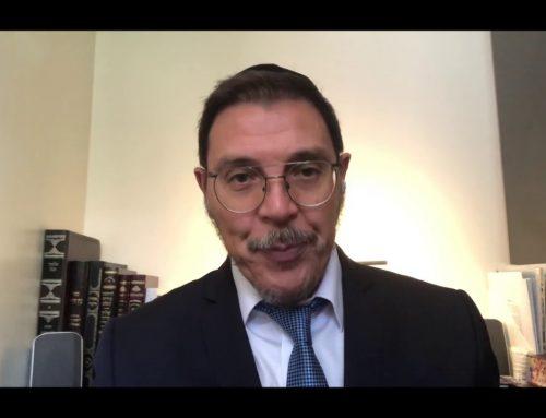 LES AMIS D'ISRAEL 2 – La protection des policiers du Maroc – Rav Avraham Kadoch (Juif et non Juif)