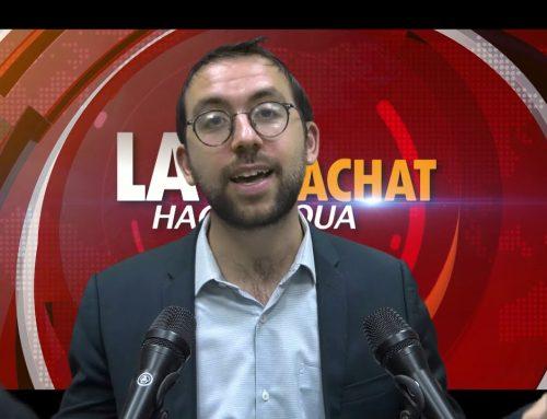 ECLAIRAGE SUR LA PARACHAT 5 – VAYEHI 12 – Itshak Rabin, Le Rav Lau et le Kever Rachel ! Jeremy Gold