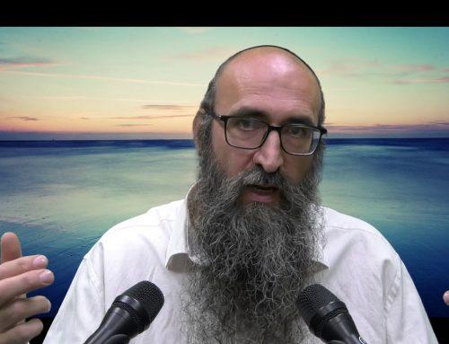 JAMAIS SEUL 6 – Rav Itshak Peretz
