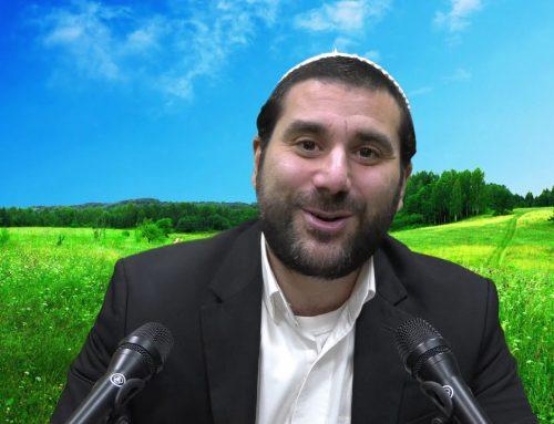 CONSEIL ET HISTOIRE DE VIE 13 – Et si j'avais plus ! – Rav Avraham Meir Levy