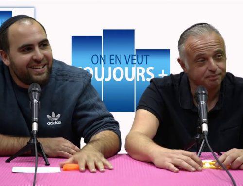 DEBAT GESTION DE CRISE 10 – Peut-on faire la vaisselle pendant Shabbat ! Extrait de L'EMISSION OVT+