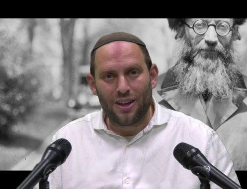 RAV KOOK 40 – Qu'est ce qui est plus grand  – Rav Eytan Fiszon