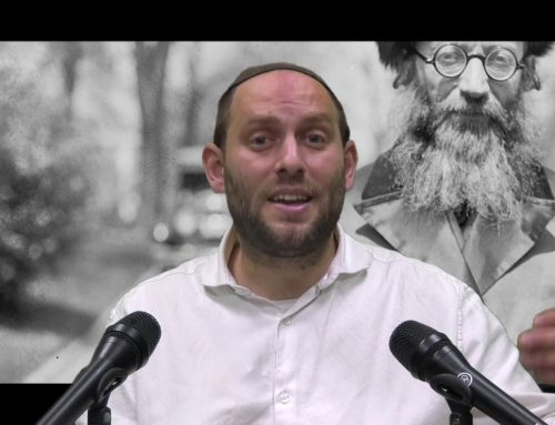 RAV KOOK 41 – Aucune influence extérieure ne peut être négative – Rav Eytan Fiszon