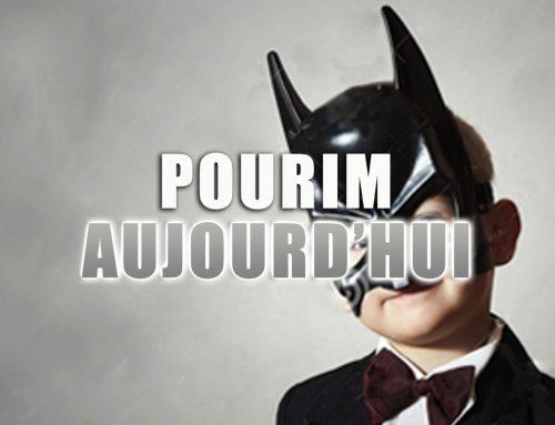 La fête de Pourim Aujourd'hui