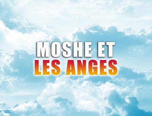 Moshé et les anges