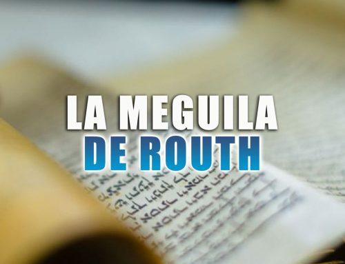La Méguila de Routh