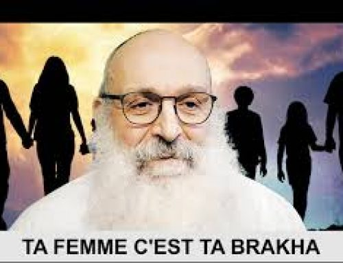 CONSTRUISONS LE NOUS 7 – Ta Femme c'est ta Brakha – Rav Shimon Ariche