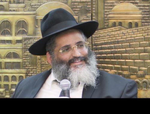 RAV ISRAEL ABERGEL 10 – Ne copie aucune personne !
