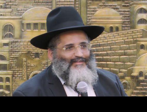 RAV ISRAEL ABERGEL 16 – Shalom Bait – Comment Rabbi Méïr à chasser le Yetser Hara