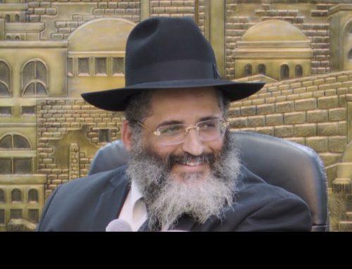 RAV ISRAEL ABERGEL 23 – Shalom Bait – Faire signer correctement la Kétouba au marié
