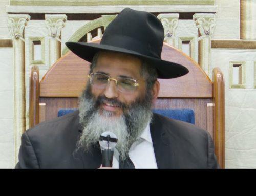 RAV ISRAEL ABERGEL 25 – Shalom Bait – Les droits de l'homme ou les droits de la femme