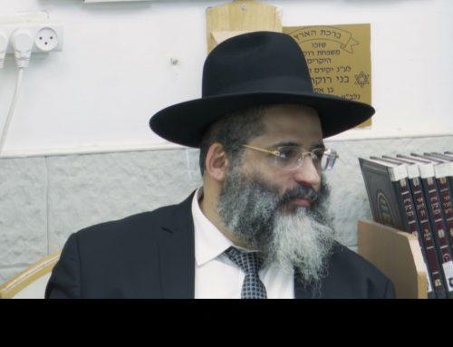 RAV ISRAEL ABERGEL 4 – Moussar – Chacun de nous ne vaut pas grand chose… quoique !