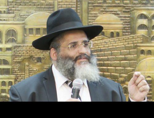 RAV ISRAEL ABERGEL 5 – Moussar – Sur quoi doit se montrer pointilleux un Baal Téchouva ?