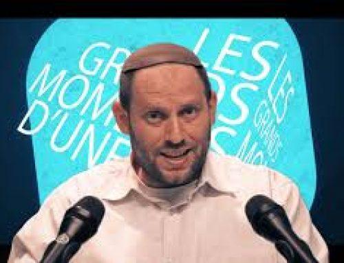 LES GRANDS MOMENTS 7 – LA COUPE DE CHEVEUX (La Halaké) – Rav Eytan Fiszon