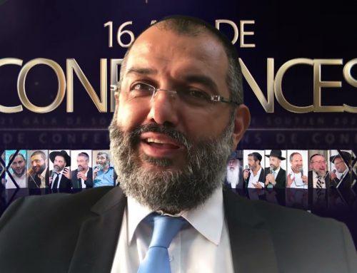 11 – RAV ILAN FITOUSSI – Dimanche 11 juillet a 21 heure, heure d'Israel