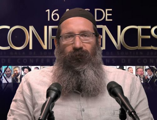 12 – RAV JEREMY AZAR – Dimanche 11 juillet a 21 heure, heure d'Israel