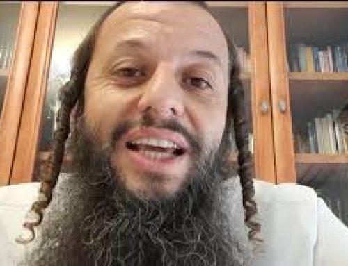 18 – RAV MOSHE DEBRE – Dimanche 11 juillet a 21 heure, heure d'Israel