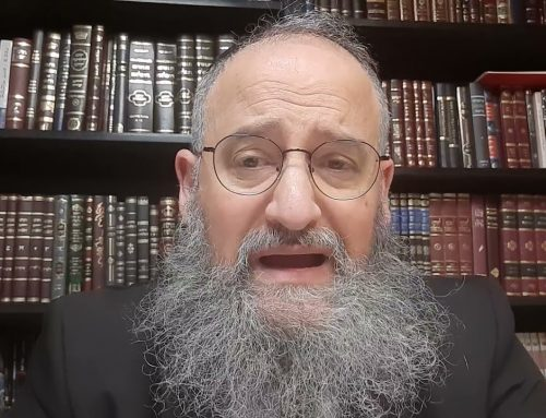 2 – RAV YONATHAN BENCHETRIT – Dimanche 11 juillet a 21 heure, heure d'Israel