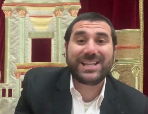 22 – RAV AVRAHAM MEIR LEVY – Dimanche 11 juillet a 21 heure, heure d'Israel