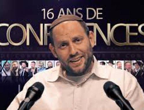24 – RAV EYTAN FISZON – Dimanche 11 juillet a 21 heure, heure d'Israel