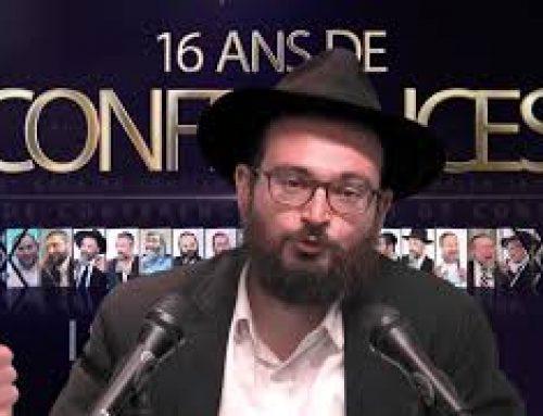 8 – RAV NATHAN TOUATI – Dimanche 11 juillet a 21 heure, heure d'Israel