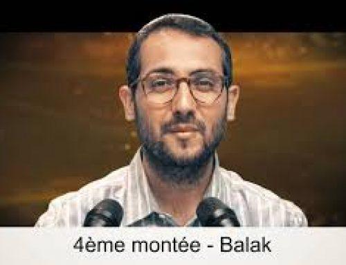 BALAK (40) – LECTURE DE LA PARACHAT (ou Préparation) – Shalom Fitoussi