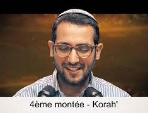 KORAH (38) – LECTURE DE LA PARACHAT (ou Préparation) – Shalom Fitoussi