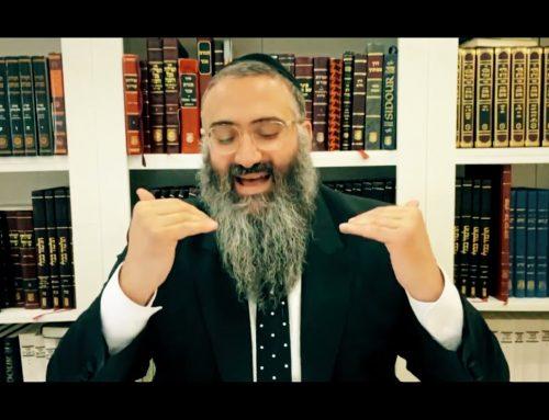 LE TANYA 12 – Une petite graine pour un grand arbre – Rav Yehuda Israelievitch