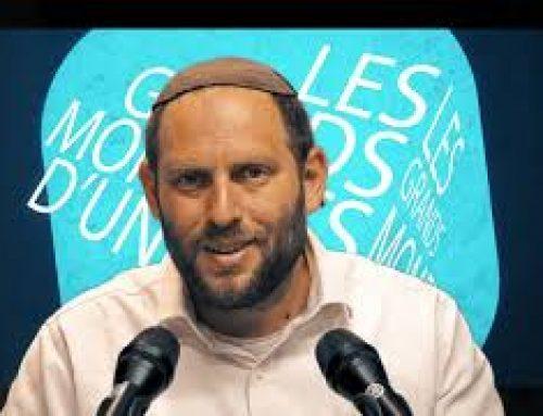 LES GRANDS MOMENTS 8 – POURQUOI FAIRE DES MITSVOT (bonnes actions) – Rav Eytan Fiszon