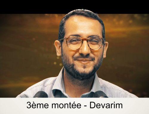 DEVARIM (44) – LECTURE DE LA PARACHAT (ou Préparation) – Shalom Fitoussi