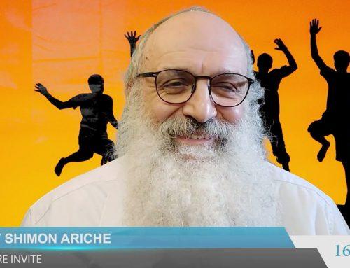 Le personnage de SHIMON dans la Torah – Rav Shimon Ariche