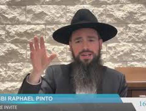 Le personnage de YOSSEF dans la Torah – Rabbi Raphael Pinto