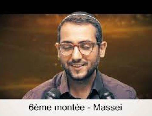 MASSEI (43) – LECTURE DE LA PARACHAT (ou Préparation) – Shalom Fitoussi
