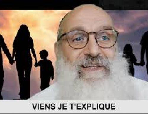 CONSTRUISONS LE NOUS 11 – Viens je t'explique – Rav Shimon Ariche