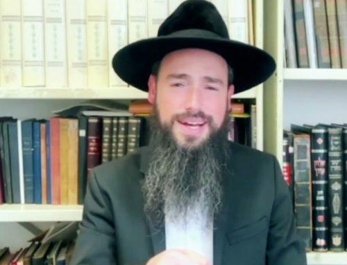 KI TAVO (50) – Par Rabbi Raphael Pinto