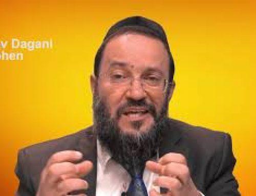 LA FORCE DE LA PAROLE 9 – Homme qui n'est pas dans la torah – Rav Dagani Cohen