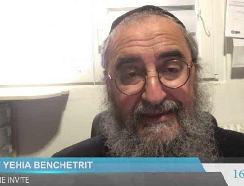 Le personnage de MOSHE dans la Torah – Rav Yehia Benchetrit