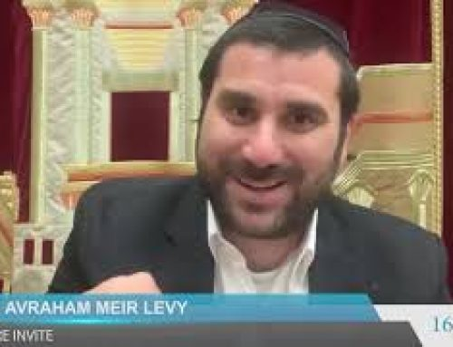 Le personnage de MEIR dans la Tanah – Rav Avraham Meir Levy