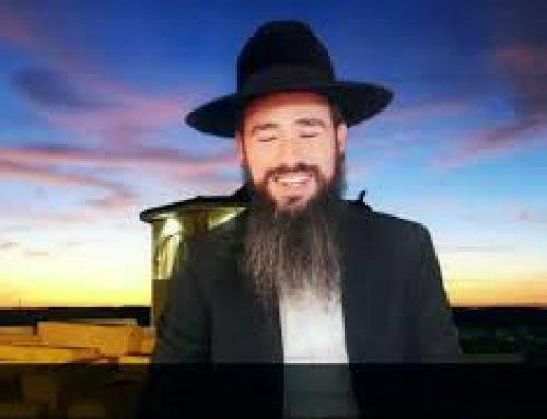 NITSAVIM (51) – Par Rabbi Raphael Pinto